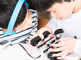 理数成績アップ!?ロボットプログラミングが子どもに与えるメリット