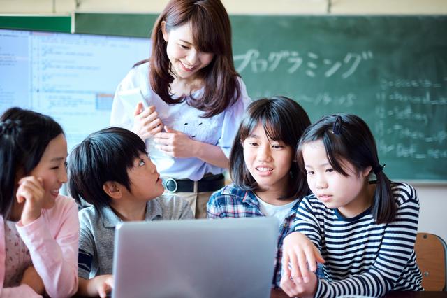 プログラミング教育イメージ