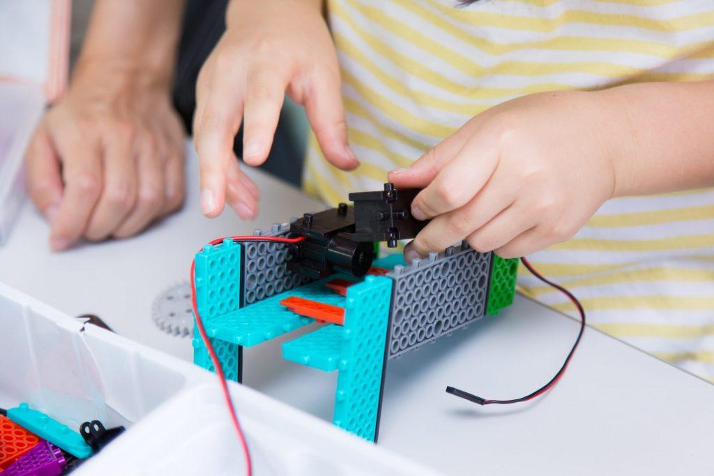 ロボット教室イメージ