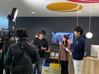 【メディア】3月12日(木)朝日放送の「キニナリーノ」でロボ団が紹介されました!